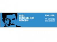 Crisis Communications Workshop With Donald Steel in Baku - Gallery Thumbnail