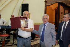 Əməkdar jurnalist Qədir Aslanın 70 illik yubiley gecəsi keçirilib (FOTO) - Gallery Thumbnail