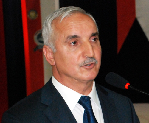 Head of Turkey's Police Academy dismissed from his post