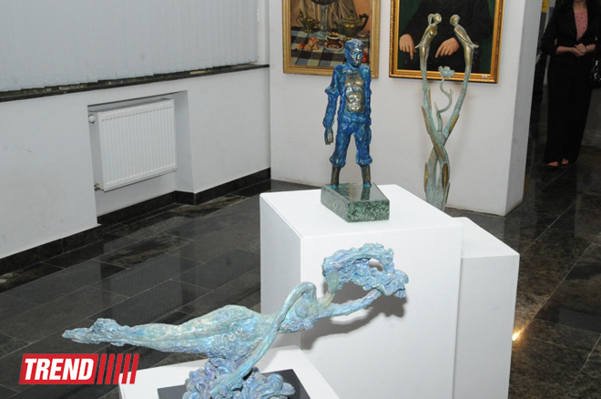 EY Azerbaijan sponsors Colorful Thoughts art exhibition in Baku (PHOTO) - Gallery Image
