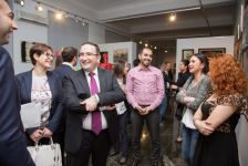 EY Azerbaijan sponsors Colorful Thoughts art exhibition in Baku (PHOTO) - Gallery Thumbnail