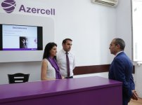 Azercell joins another labor fair (PHOTO) - Gallery Thumbnail