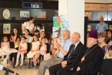 В Баку прошел детский праздник, посвященный Дню славянской письменности и культуры (ФОТО) - Gallery Thumbnail