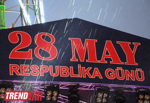 В Национальном парке состоялись праздничный концерт и фейерверк в связи с Днем Республики (ФОТО) - Gallery Image