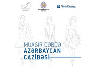 Heydar Aliyev Center to present Italian designer's collection, inspired by traditional Azerbaijani ornaments