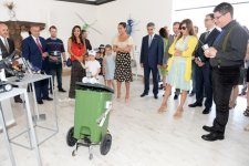 Azerbaijan's First Lady attends cultural events in Baku (PHOTO) - Gallery Thumbnail