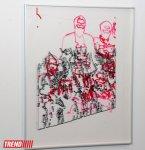 Solo exhibition by Iranian artist Mahmoud Bakhshi held in Baku (PHOTO) - Gallery Thumbnail