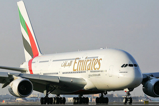 Emirates suspends flights to Guinea over Ebola fears