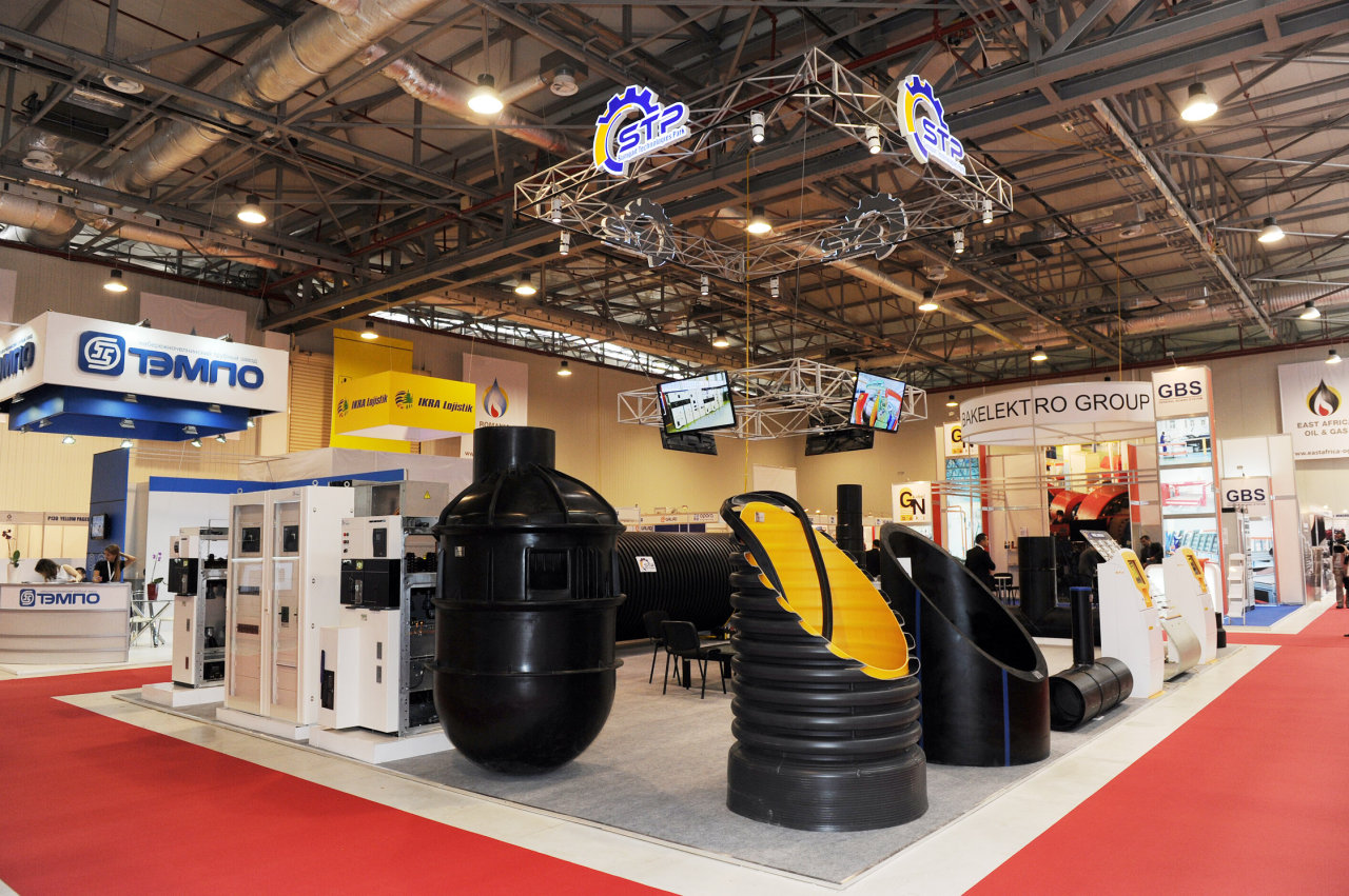 Baku to host Caspian oil and gas Exhibition and Conference
