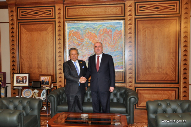 Malaysia intends to develop cooperation with Azerbaijan in various spheres (PHOTO) (VIDEO)