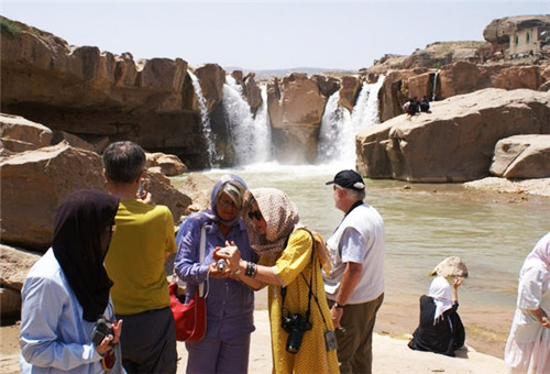 Iran discloses number of incoming tourists