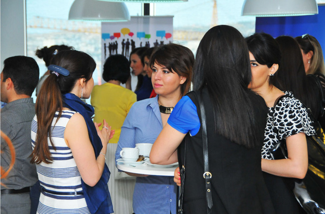 Baku hosts HR Networking Breakfast with the participation of KPMG experts (PHOTO)