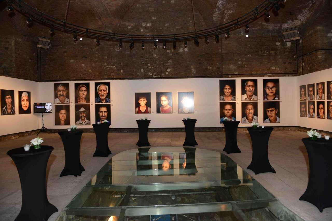 Istanbul hosts photo exhibition dedicated to Nagorno-Karabakh conflict's victims (PHOTO) - Gallery Image