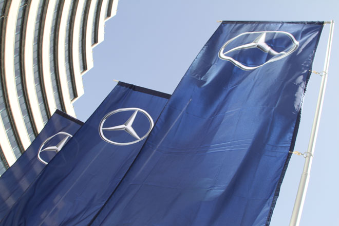 Mercedes Benz to recall 4,653 imported sedans in China