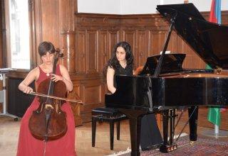 В Будапеште состоялся вечер азербайджанской и корейской музыки (ФОТО)