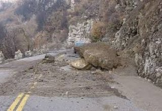 Georgian-Russian border checkpoint to be closed due to landslide danger