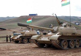 США начали вооружать иракских курдов, которые воюют с боевиками ИГ