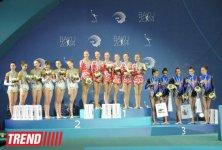 Azərbaycan gimnastları Avropa çempionatında komanda yarışlarında altıncı olublar - Gallery Thumbnail