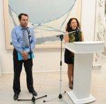 """В Музее современного искусства в Баку состоялось открытие выставки """"Nuda Veritas"""" (ФОТО) - Gallery Thumbnail"""