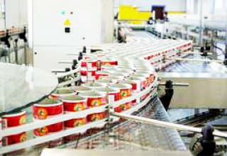 Azerbaijani enterprise starts exporting canned goods to US