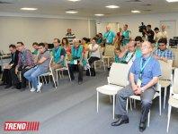Coaches say Azerbaijani gymnasts achieved great success in European championship in Baku - Gallery Thumbnail