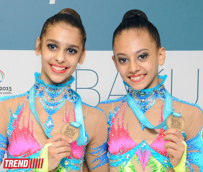 Coaches say Azerbaijani gymnasts achieved great success in European championship in Baku - Gallery Image