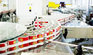 Azerbaijani factory eyes to resume canned products export