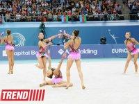 Bolqarıstan komandası Avropa çempionatında gürzlə hərəkətlərdə birinci olub  (FOTO) - Gallery Thumbnail