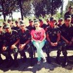 Фатима Фаталиева выступила с концертом, посвященным  Дню Вооруженных сил Азербайджана (ФОТО) - Gallery Thumbnail