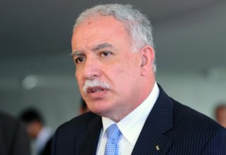 Palestinian foreign minister to push for Israel war crimes case at ICC
