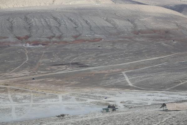 Соединения, части и подразделения, принимавшие участие в учениях, выполнили все поставленные задачи - минобороны Азербайджана (ФОТО)