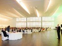 Prezident İlham Əliyevin adından ATƏT PA-nın illik sessiyasının iştirakçılarının şərəfinə şam yeməyi verilib (FOTO) - Gallery Thumbnail