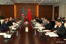 Глава МИД Азербайджана пригласил китайского коллегу посетить страну (ФОТО) - Gallery Thumbnail