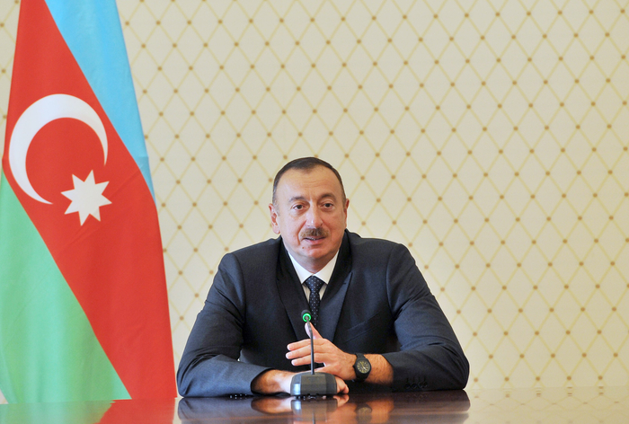 President Aliyev receives ambassadors, heads of diplomatic missions of Muslim countries