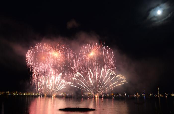 Mehriban Əliyeva: Azərbaycan Avropa oyunlarını yay olimpiya oyunları səviyyəsində keçirmək əzmindədir (FOTO) - Gallery Image