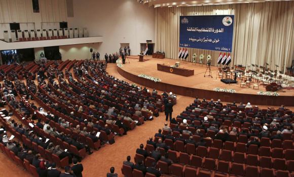 Cпикер парламента и вице-премьер Ирака отказались участвовать в формировании правительства
