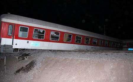 Пассажирский поезд сошел с рельсов в Египте, есть пострадавшие