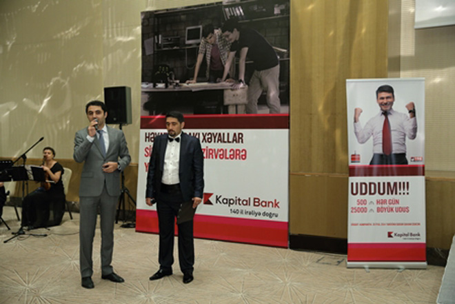 Azerbaijani Kapital Bank has beneficial deposit conditions (PHOTO) - Gallery Image