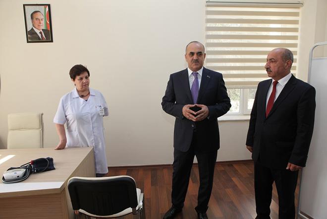 Səlim Müslümov: Tibbi-Sosial Ekspert komissiyalarının köhnəlmiş iş metodlarının müasirləşdirilməsi işlərinə başlanıb (FOTO)