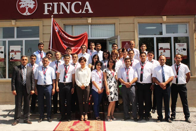 FINCA Azerbaijan holds events in its Gabala and Ismailli branches