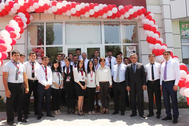 FINCA Azerbaijan holds events in its Gabala and Ismailli branches - Gallery Image