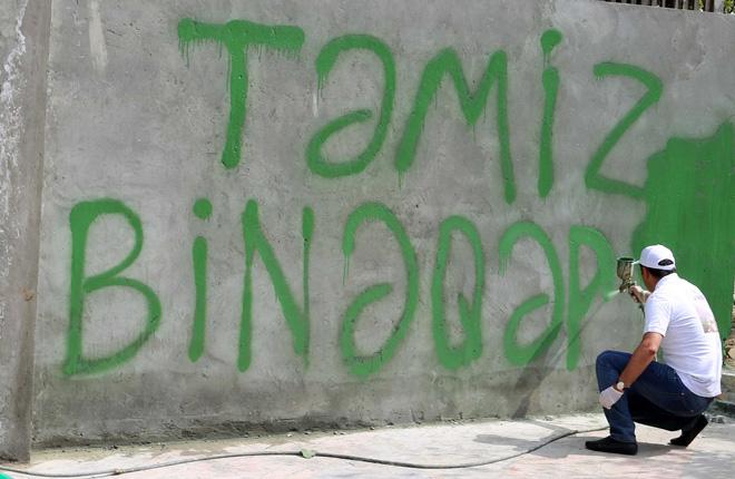 """""""Təmiz Binəqədi"""" layihəsi çərçivəsində görülən işlər açıqlandı (FOTO) - Gallery Image"""
