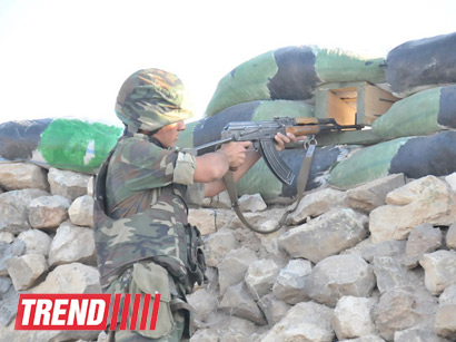 Armenian armed forces violate cease-fire with Azerbaijan about 60 times within 24 hours