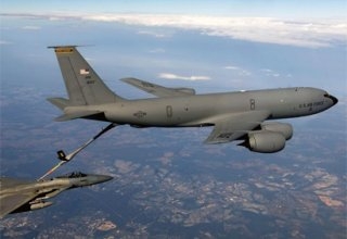 Two US airmen killed in aircraft mishap during training in Oklahoma