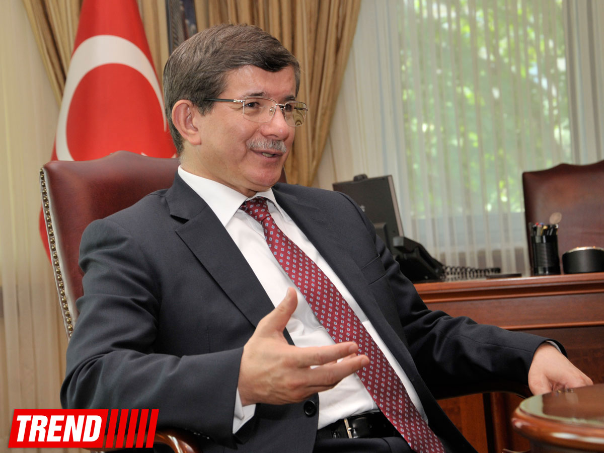 Peace in Middle East possible only after creation of Palestinian state - Turkish PM