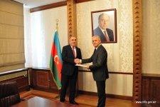 Глава МИД Азербайджана принял нового посла Литвы (ФОТО) - Gallery Thumbnail