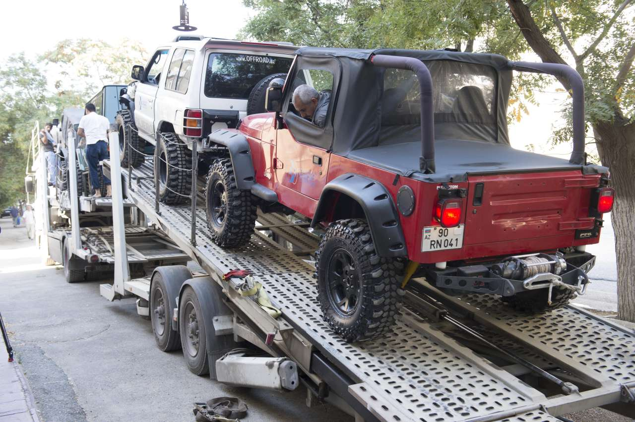 Azerbaijani team to participate in international off-road racing in Turkey (PHOTO) - Gallery Image