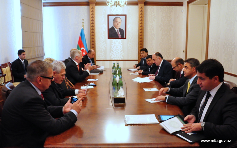 Azerbaijan invites German companies to actively participate in country's economy