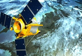 Negotiations on transfer of LEO Geographic Info satellite control to Azerbaijan completed