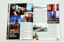 """""""Baku Guide"""" bələdçi kataloqunun sentyabr sayı çapdan çıxıb (FOTO) - Gallery Thumbnail"""